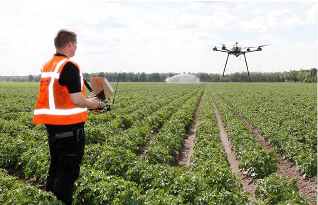 Innovatie in de landbouw