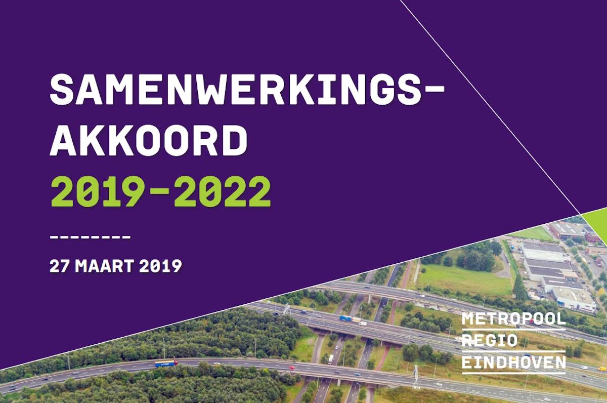 Samenwerkingsakkoord 2019 - 2022